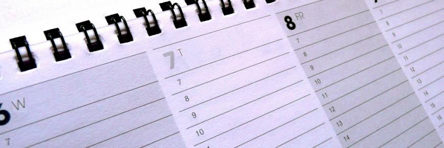 Calendrier des journées mondiales (santé)   Fédération des Malades