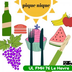 UL FMH 76 Le Havre Pique nique