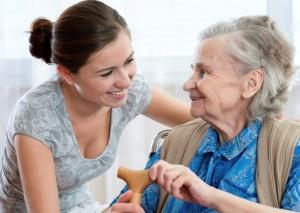 Aide maintien à domicile