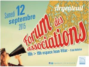 forum des associations argenteuil 2015