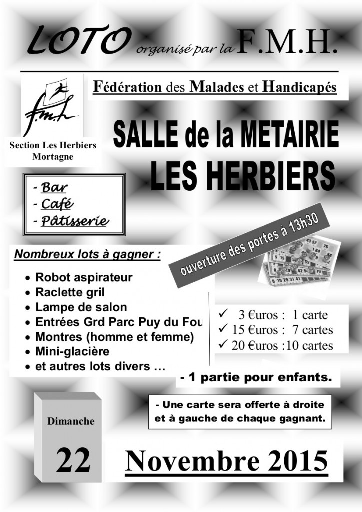 AFFICHE LOTO 2015 SECTION LES HERBIERS-1