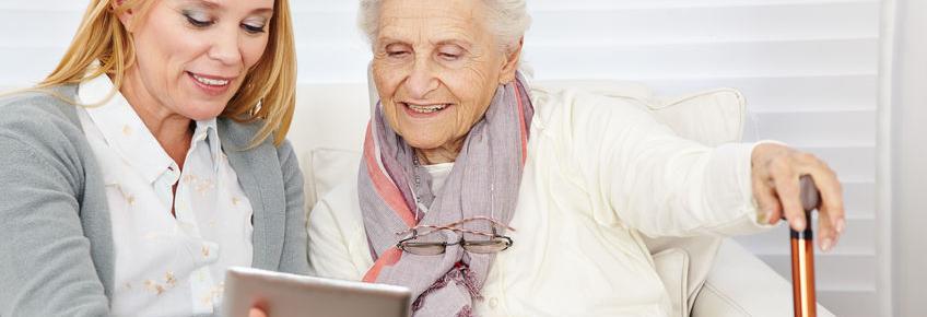 Les aides fiscales pour aider une personne âgée